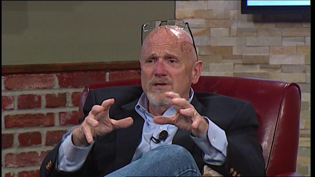 Pastor Doug Boquist Talks About Forgiveness