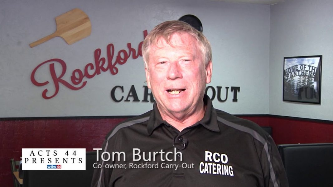 Tom Burtch & the Rockford Carry Out