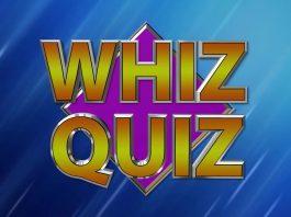 Whiz Quiz Episode 1
