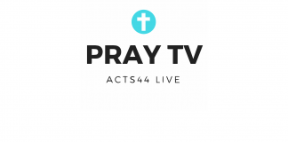 Pray TV logo