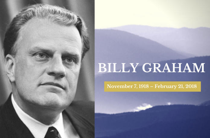Our Tribute to Billy Graham