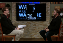War A Good Warfare by Benjamin Budde: Give Me The Hardest Drugs You've Got