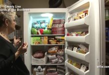 The Food Pantry at County Line Church of the Brethren