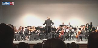 Lima Noon Optimist Club Awards Youth Orchestra Members