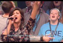 "Converge 2018 Rewind: Watch the Converge Choir perform ""Say Amen"""