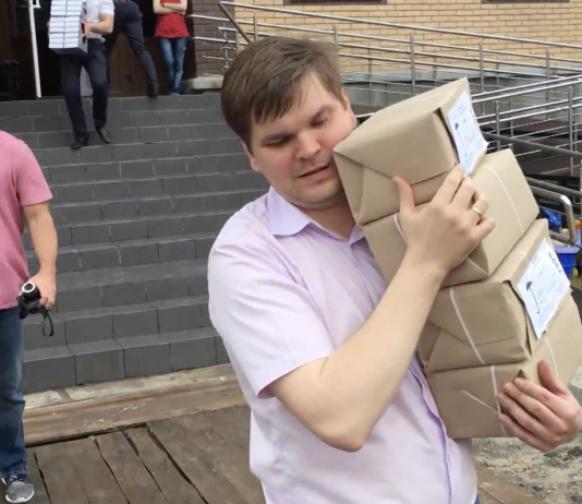 Making an impact for Christ in Russia
