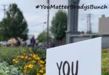 You Matter #youmatterbradysbunch - wtlw.com