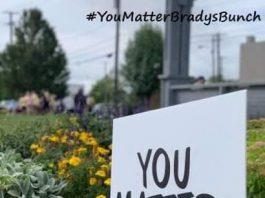 You Matter #youmatterbradysbunch - wtlw.com