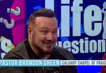 Pastor Brandon Green on Life Questions - wtlw.com