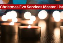Christmas Eve Service Masterlist - wtlw.com